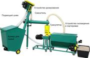 Малая линия гранулирования биомассы   MGL 100 / MGL 200 / MGL 400 / MGL 600/800/1000