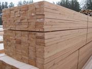 Пиломатериалы для строительства дома брус доска стропила лаги балки