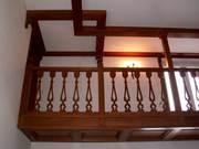 Деревянная лестница в Минске купить