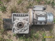 мотороредукторы с асинхронными двигателями