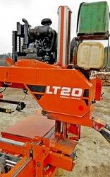 Продаю передвижную дизельную пилораму «Wood-Mizer LT20» с гидравликой