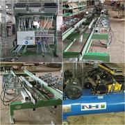 Автоматическая линия для производства поддонов (паллет) IM Hart